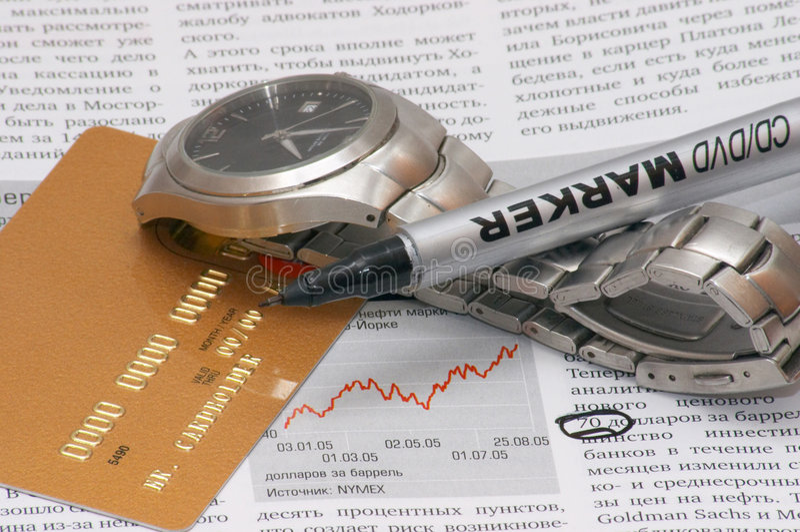Zeit ist Geld stockfotos