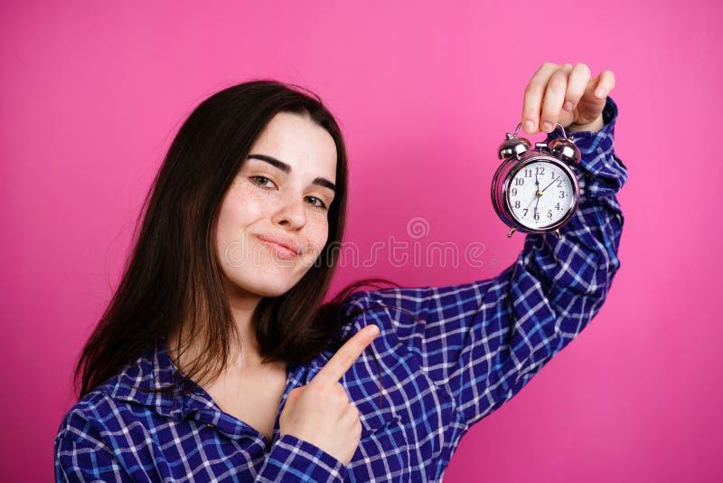 Zeit ist Geld E lizenzfreies stockbild