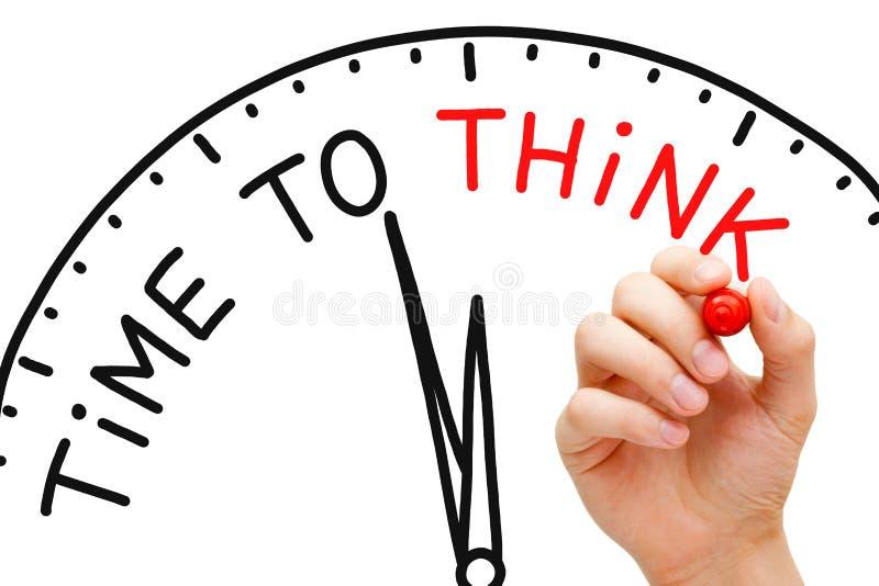 Zeit zu denken