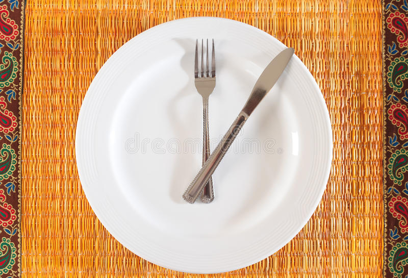 Download Zeit zu essen stockfoto. Bild von mittagessen, mahlzeit - 12202752