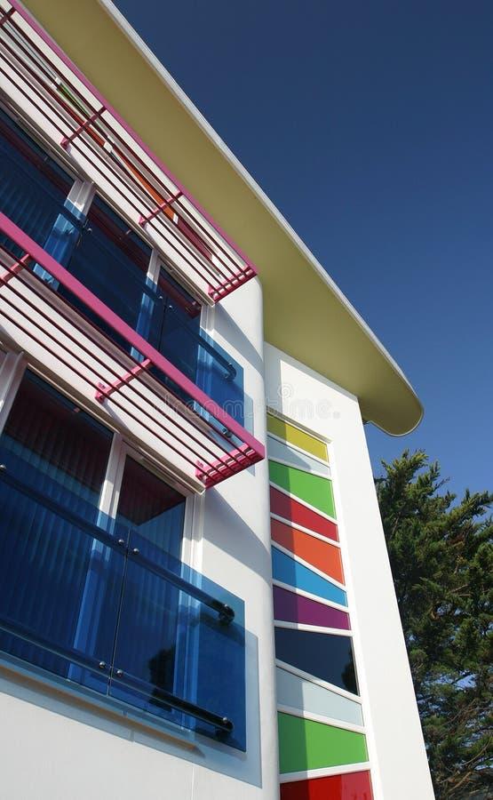 Download Zeitgenössische Wohnungen 3 Stockbild - Bild von unterschiedlich, malvenfarben: 49993