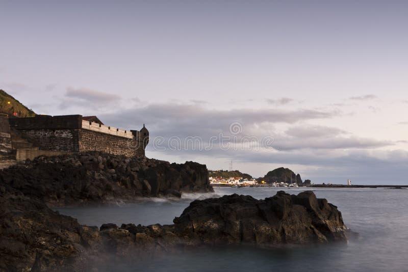 Zeitlose Festung stockfotografie