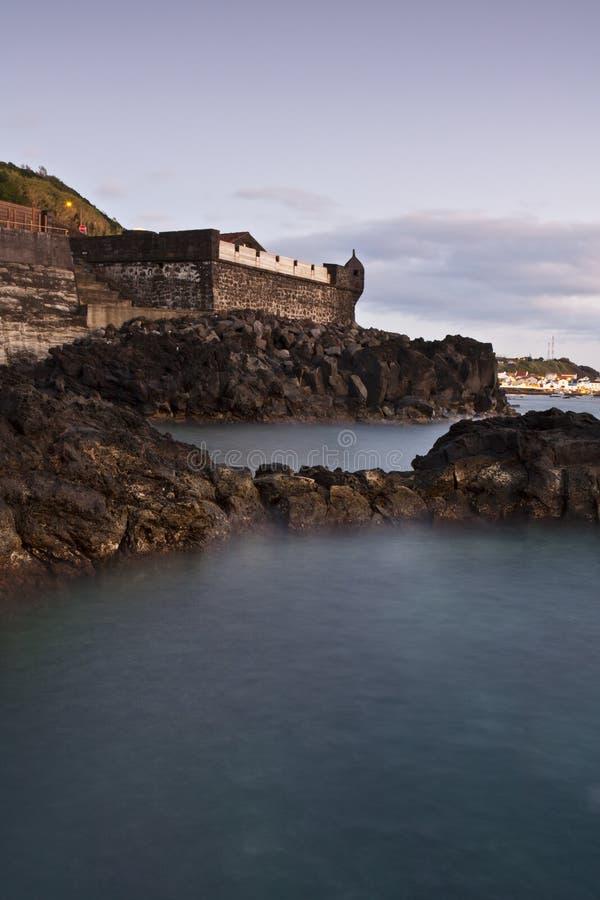Zeitlose Festung stockbilder