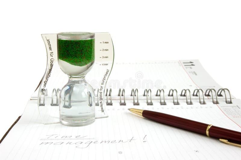 Zeitmanagement lizenzfreies stockfoto