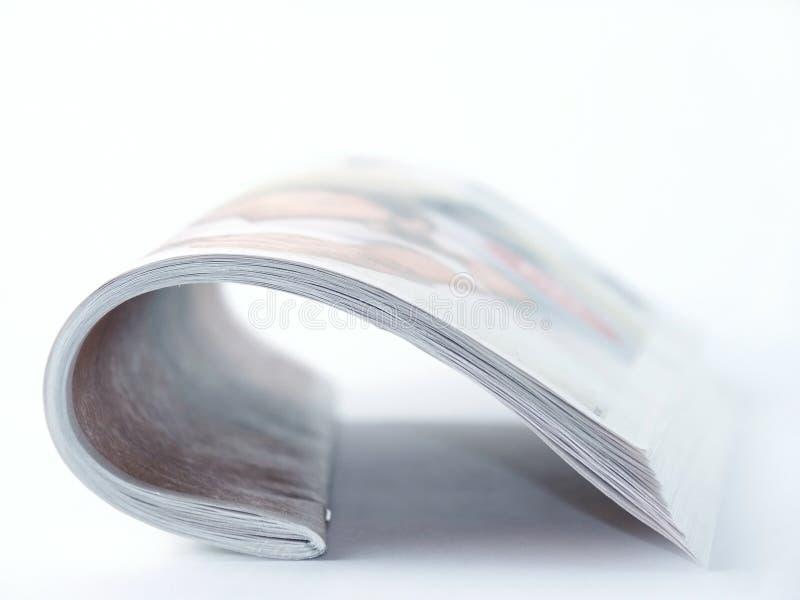 Zeitschrift lizenzfreies stockfoto