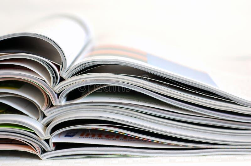 Zeitschriften Kostenlose Stockfotografie
