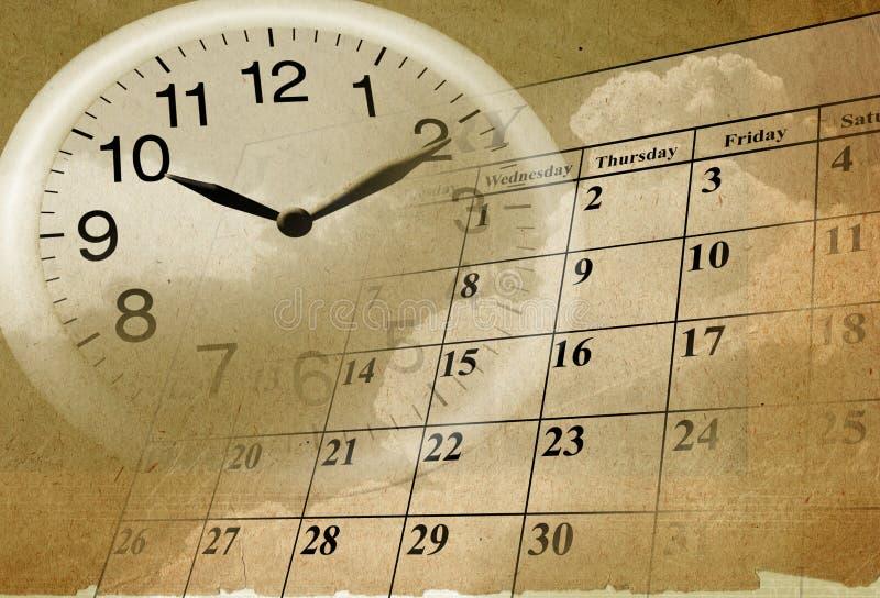 Zeitverlauf vektor abbildung