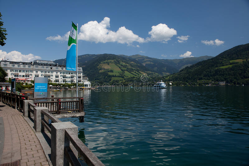 Zell Am See Editorial Photography