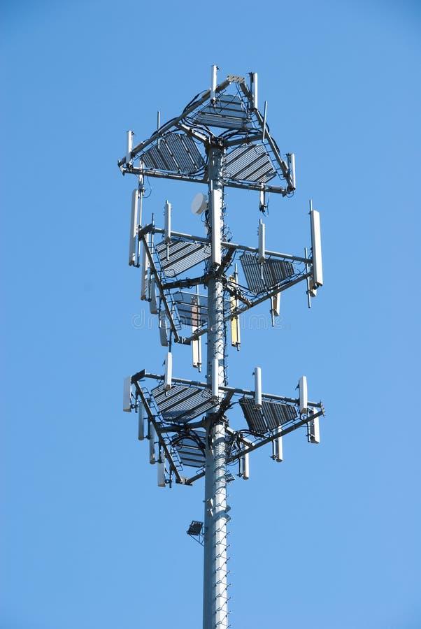 Zelle tower#1 lizenzfreies stockfoto