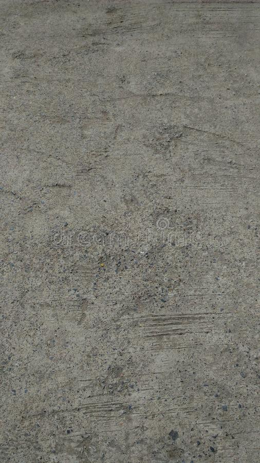 Zementboden Vertikalen-Bild stockbilder
