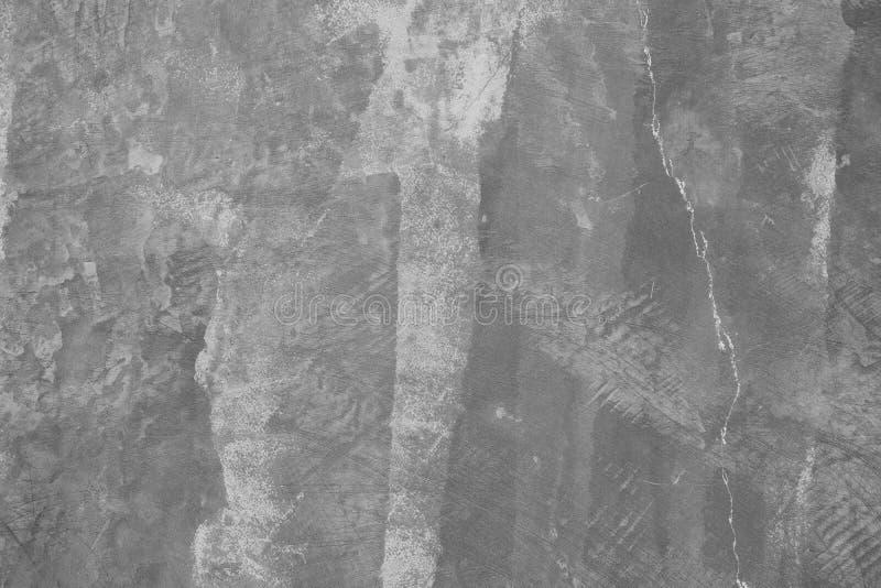 Zementwand-Beschaffenheitshintergrund des Schmutzes grauer stockfotografie