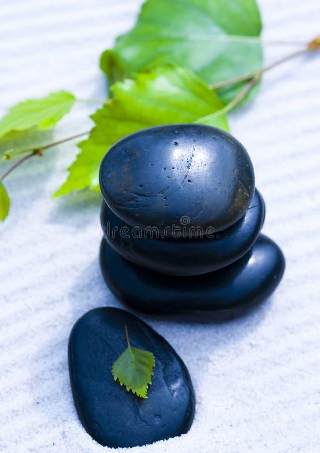 zen. obraz royalty free