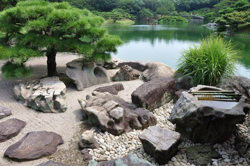 Zen fotografia stock