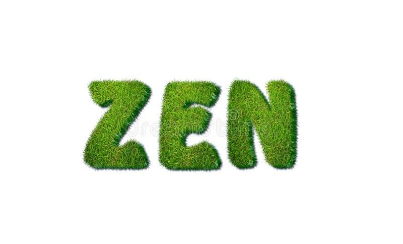 zen ilustracja wektor