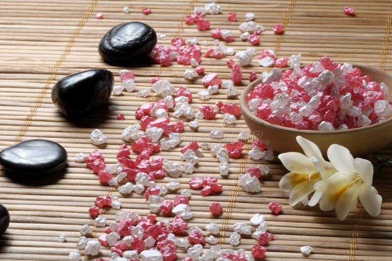 Zen aromatherapy stock photos