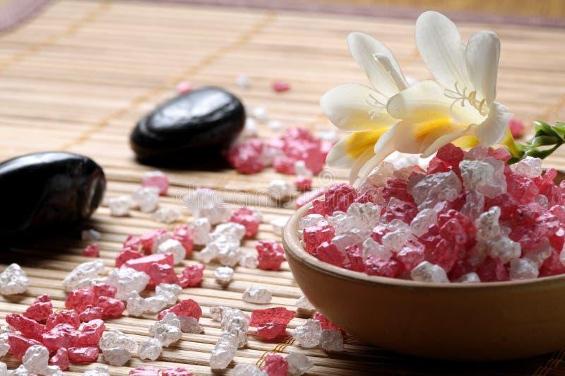 Zen aromatherapy stock photography