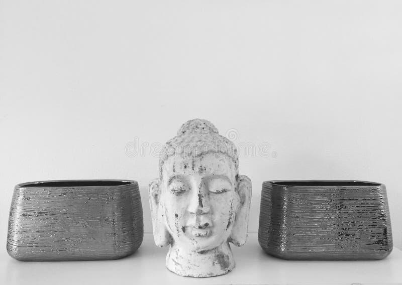 Zen Buddha stockfotografie