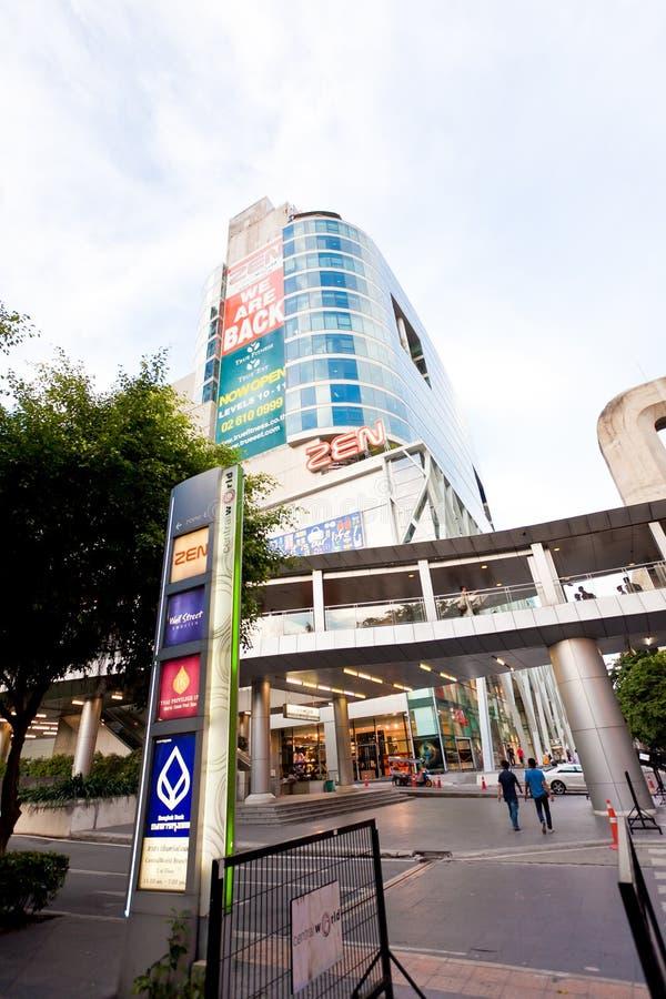 Download The ZEN Centre World Isetan Bangkok Editorial Photo - Image of interface, market: 28524636