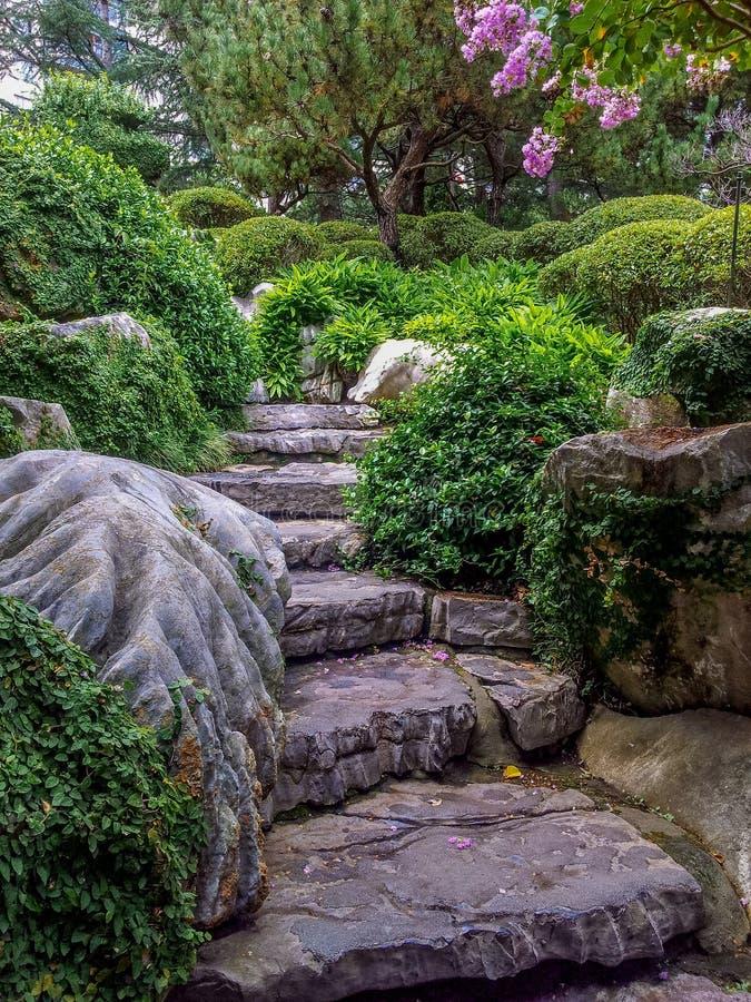 Zen de jardin images stock