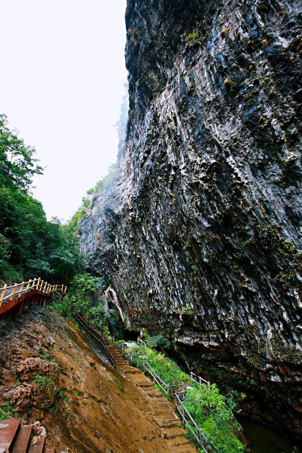 Zen dolina fotografia stock