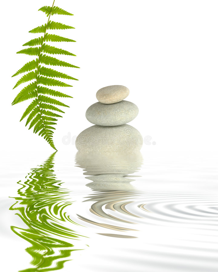 Free Zen Elements Stock Image - 8334111