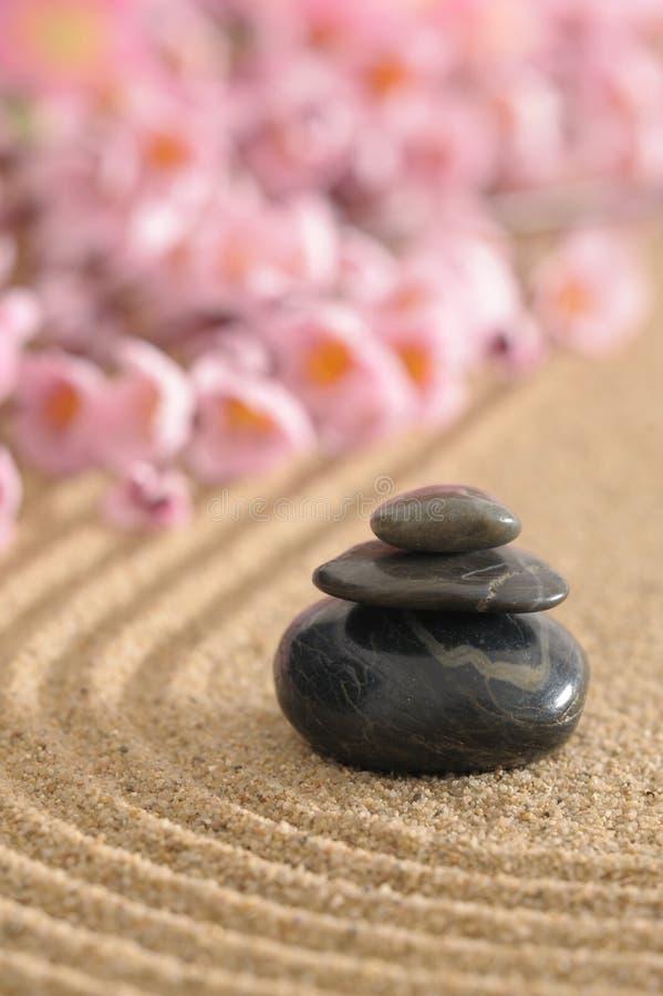 Free Zen Garden Royalty Free Stock Image - 15318156
