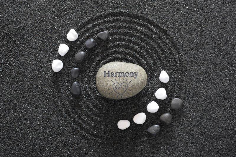 Download Zen garden stock image. Image of energy, harmonic, calm - 16905373