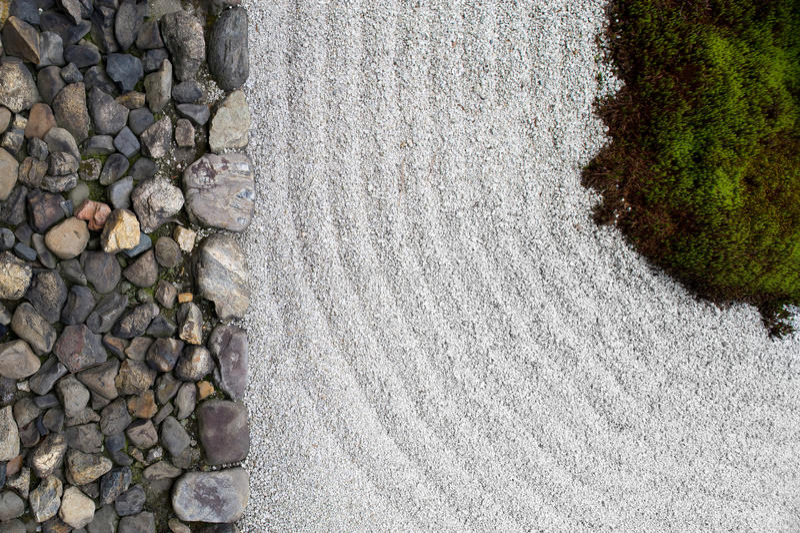 Download Zen Garden stock image. Image of religion, kyoto, calm - 30622061