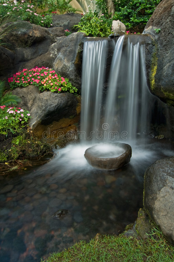 Zen-Garten   lizenzfreies stockbild