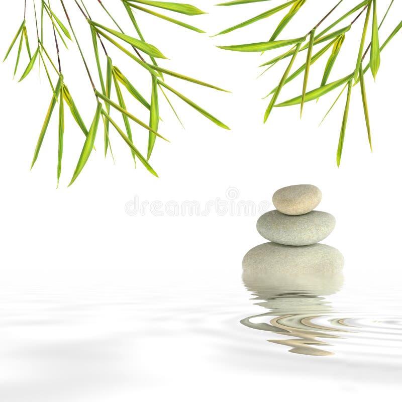 Zen-Garten stockfotografie