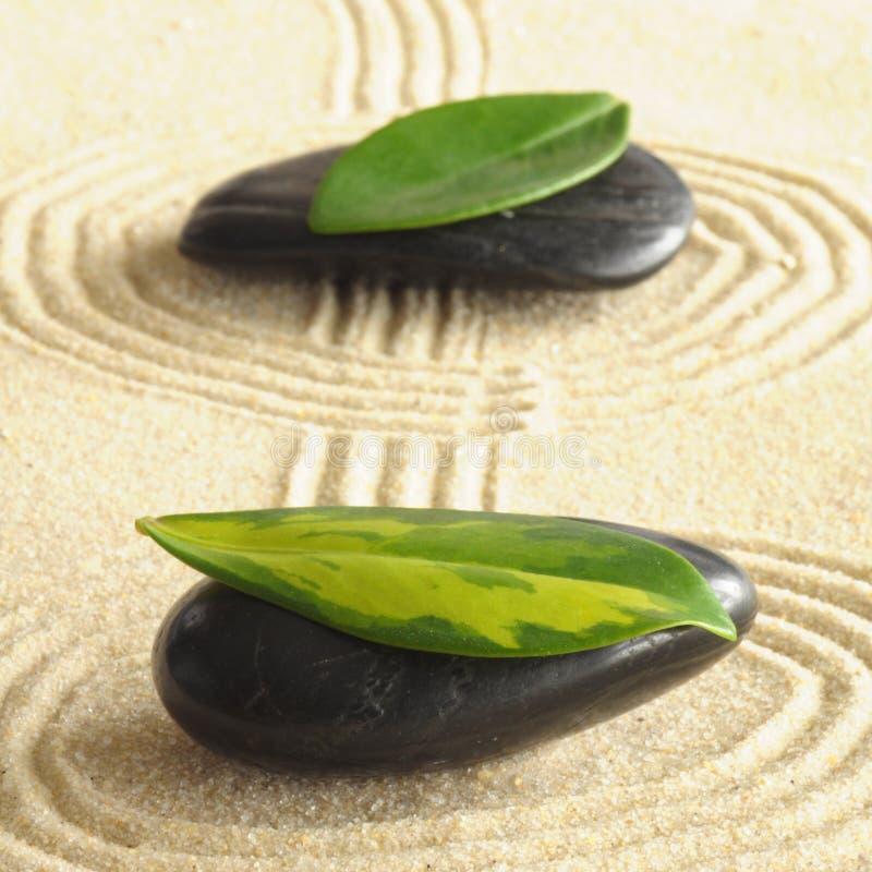 Zen Harmoney Stock Image