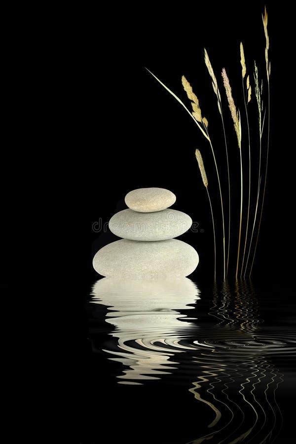 Zen-Harmonie stockfoto