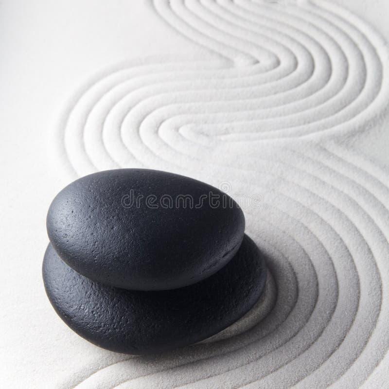 Zen kamień zdjęcia royalty free