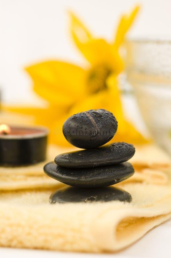 Zen like spa royalty free stock photography