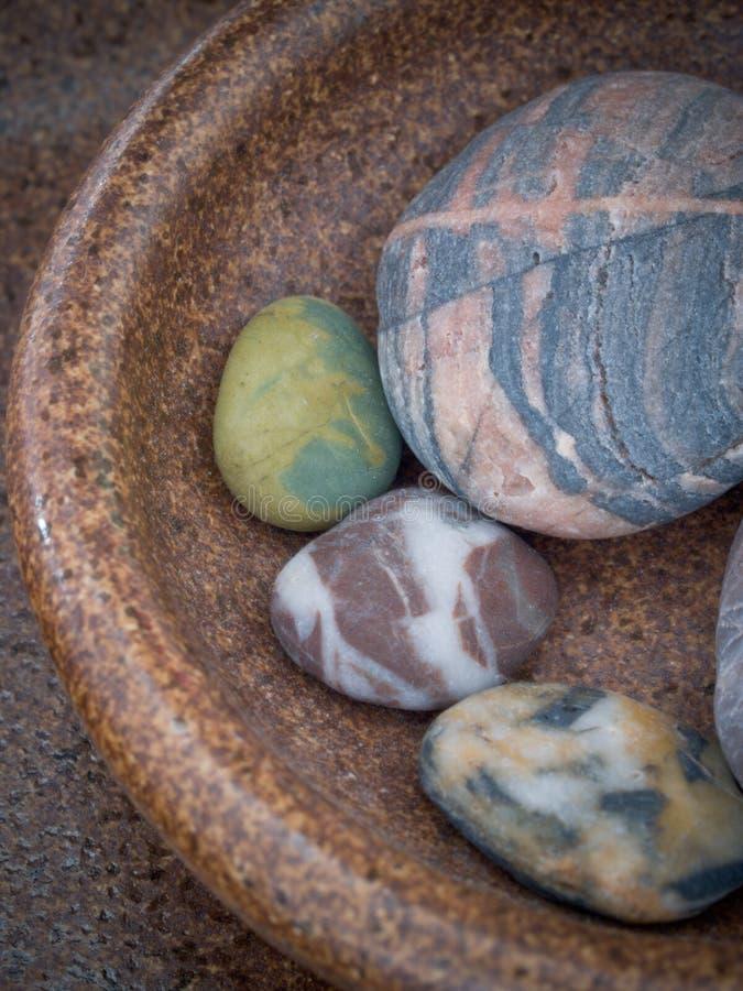 Zen Meditation Stones fotos de stock royalty free