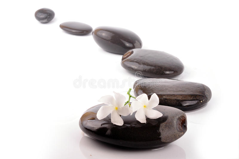 Download Zen path stock photo. Image of concept, care, curve, flower - 10614990