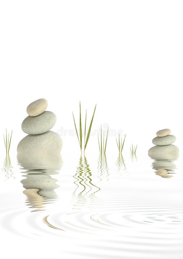 Zen Peace royalty free stock photography
