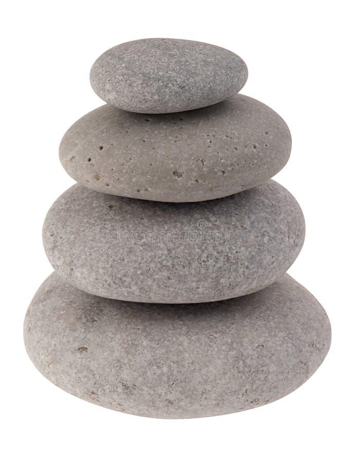 Download Zen pebbles stock photo. Image of concept, nobody, peace - 26554198