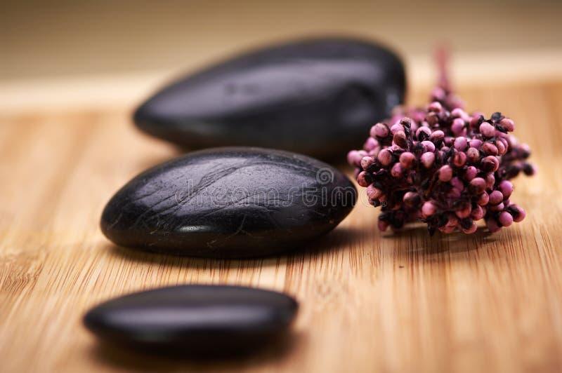 Zen, piedras imágenes de archivo libres de regalías