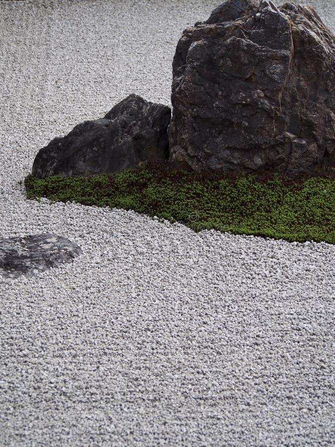 Download Zen Rock Garden Stock Photo - Image: 83714046