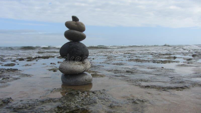 Download The Zen Rocks stock photo. Image of waves, moment, meditation - 62547334