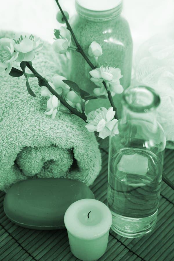 Zen Spa Terugtocht royalty-vrije stock foto's