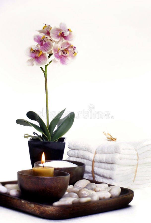 Zen spa wellness stock images