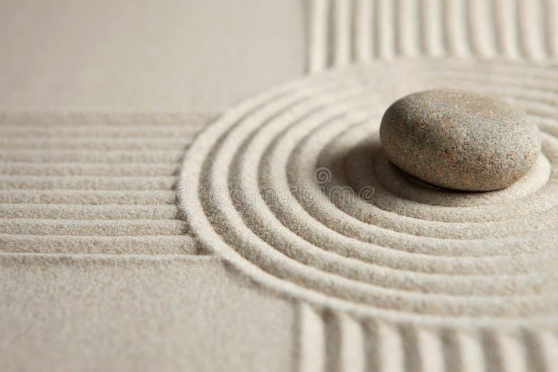 Zen stone stock photography