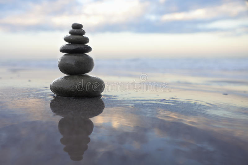 Download Zen Stones Stock Photography - Image: 19167782
