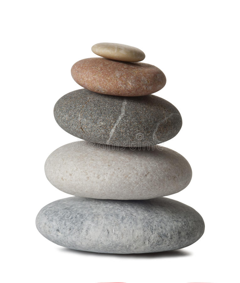 Free Zen Stones Royalty Free Stock Images - 19847309