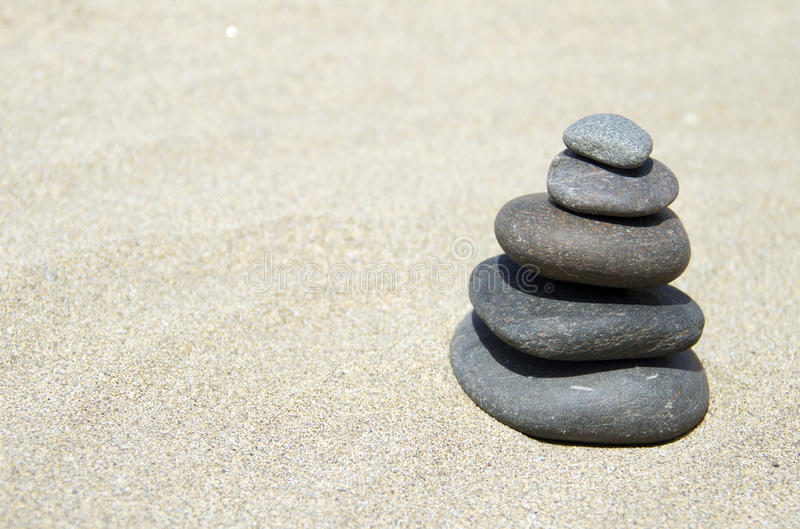 Download Zen stones stock photo. Image of spirit, harmony, scale - 24272222