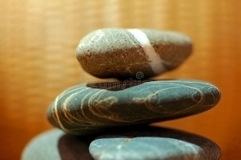 Download Zen stones stock image. Image of background, natural, gray - 605799