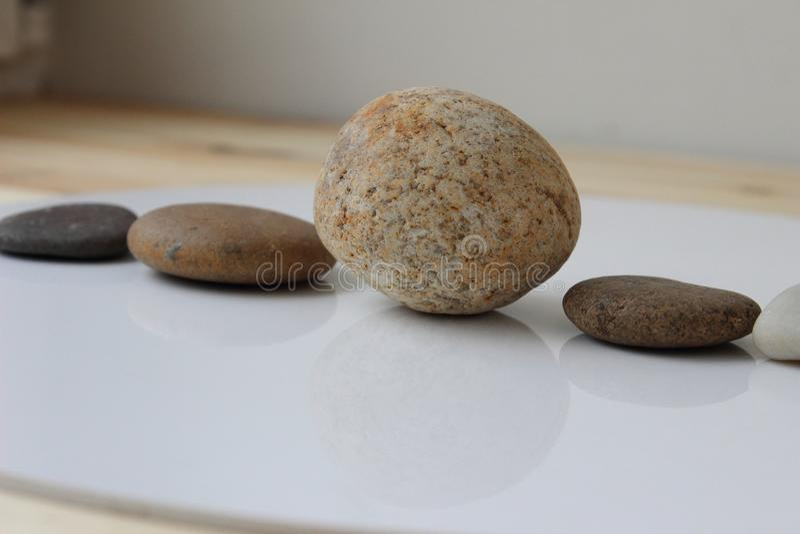 Zen stones meditation. Zen harmony balance stones meditation stock image