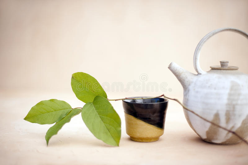 Download Zen Wellbeing stock image. Image of teapot, background - 29629999